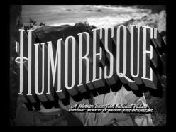 Humoresque main title