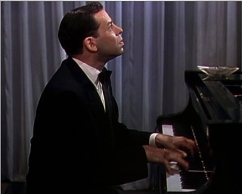 """I don't like to play the piano. It makes me too attractive."""