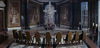 MI6 meeting (thunderball)