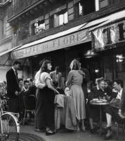 Café Flore ca. 1947 photo